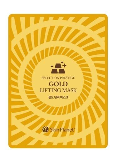 Selection Selection Prestige Gold Lifting Mask - Altın İçeren Yüz Maskesi Renksiz
